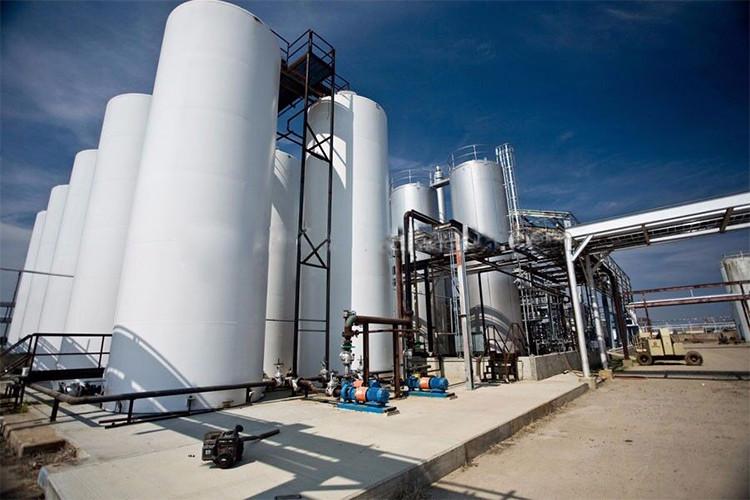 biodiesel oil line