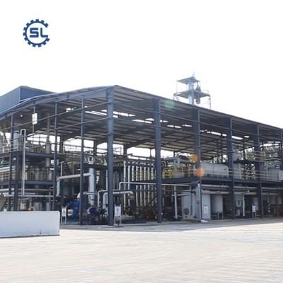 Kenya biodiesel used cooking oil to make biodiesel manufacturing machine for sale