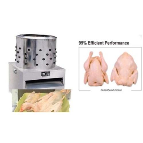 poultry plucker machine