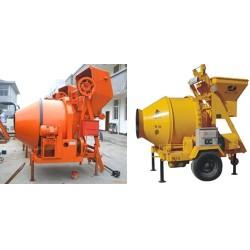 concrete mixer JZC350