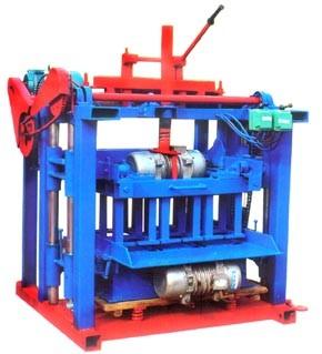Máquina de prensado de hormigón