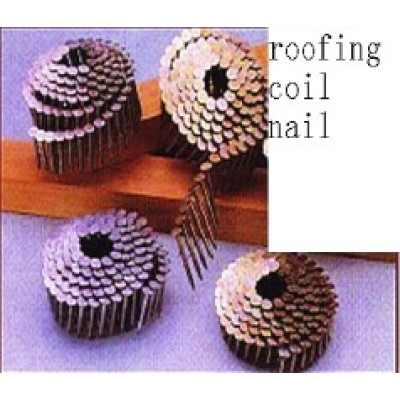 roof  coil nail making machine 0086-15890067264