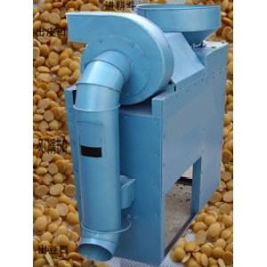 soybean huller/peeling machine