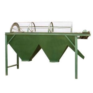 Maquina clasificadora de fertilizantes