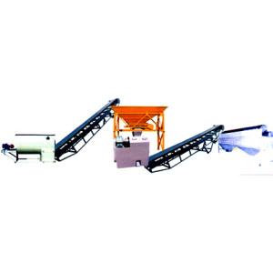 Linea de fabricación de fertilizantes organicos