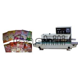 continuous plastic bag sealer 0086-15890067264