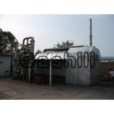 Waste Oil Pyrolysis Device For Making Diesel Fuel