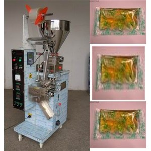 sachet packaging machine for honey