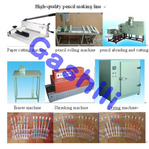 low investment pencil making line 0086-13939083462