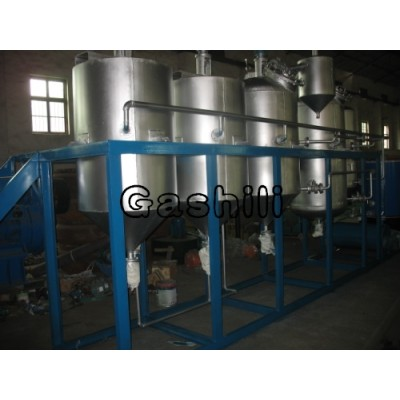 Plant price edible oil refining system  0086-13939083462
