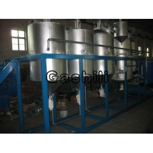 Good performance soybean oil refining system  0086-13939083462