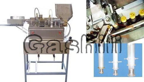 GL series ampoule filling and drawing-sealing machine