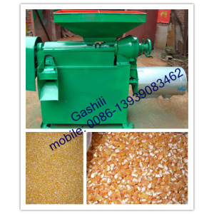 hot-selling corn skin peeler and corn grit machine