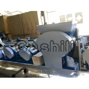 seven group rollers automatic noodle making machine
