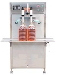 hot-selling semi-automatic oil filling machine