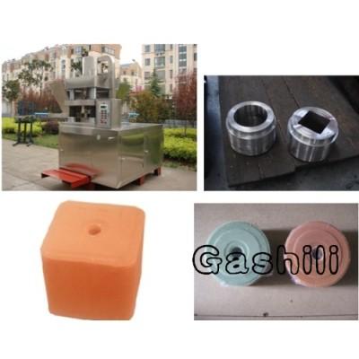 hot-selling mineral licking salt block making machine