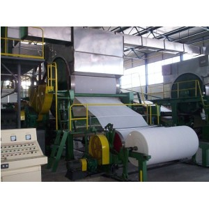 hot-selling toilet paper making line