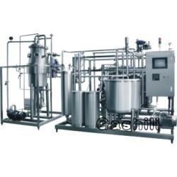 sterilized milk whole set equipment , milk pasteurization equipment , Milk yogurt PHE pasteurizer