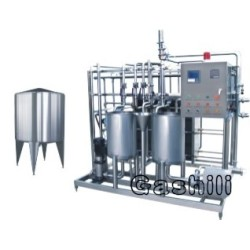 high quality fresh milk and yoghourt sterilization equipment