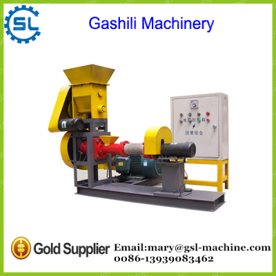 Hot sale high quality floating fish feed pellet machine 0086-13939083462