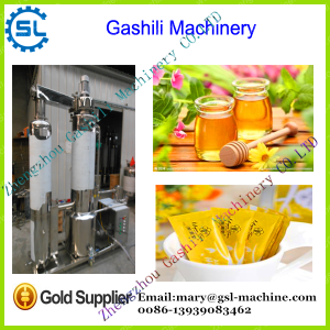 New type Original taste honey processing machine