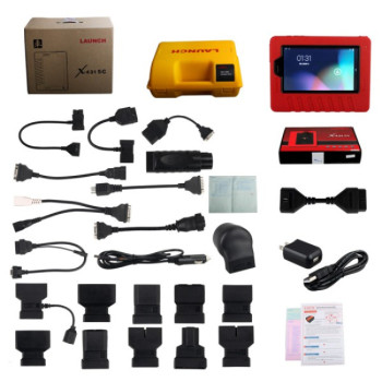 LAUNCH X431 5C Wifi/Bluetooth Table Diagnostic Tool