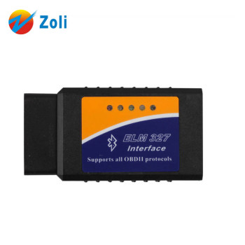 ELM327 with Bluetooth Software OBD2 CAN-BUS Scanner Tool newest Software