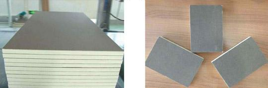 Polyurethane panel)