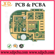 cheap pcb prototype service ceramic pcb prtotype manufacturer