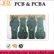 high resistance carbon pcb