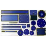 China metálicas PCB
