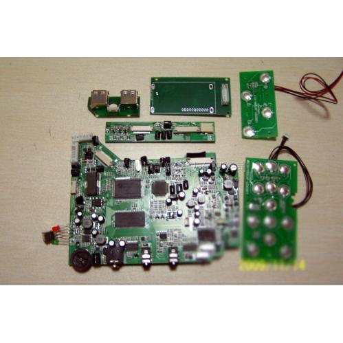dvd电路板blx-a型