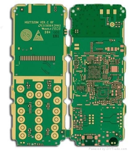 Multilayer PCB Mobile phonePCB