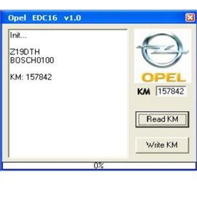 Opel diagnostic tool,OPEL EDC16 KM TOOL