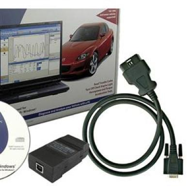 Dyno-Scanner for Dynamometer and Windows Automoti