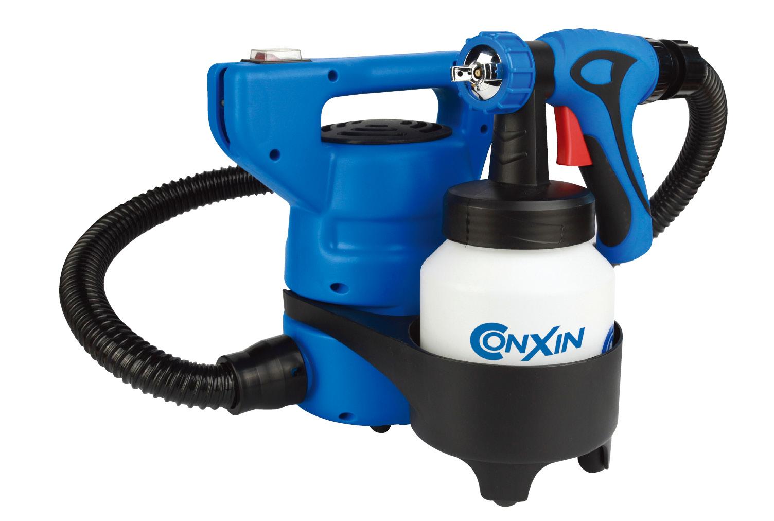 Hot electric paint spray gun oil spray gun wall paint for Spray gun for oil based paints