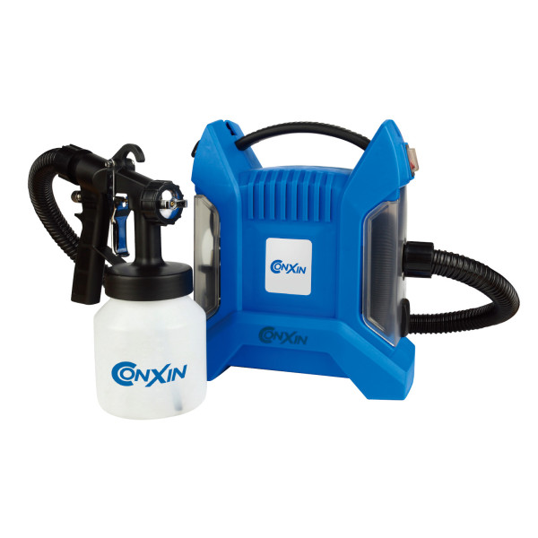 800W Mini HVLP electric airless paint sprayer - China Manufacturer