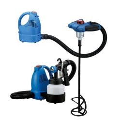 650W HVLP Type electric paint sprayer & electric hand held paint mixer - manufacturer