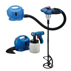 650W HVLP Type electric paint sprayer & electric hand paint mixer - manufacturer