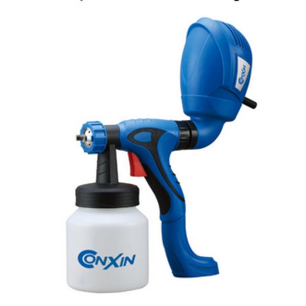 portable electric paint spray gun cx004