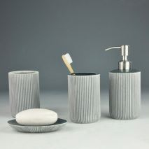 porcelain bath set (WBC0632A)
