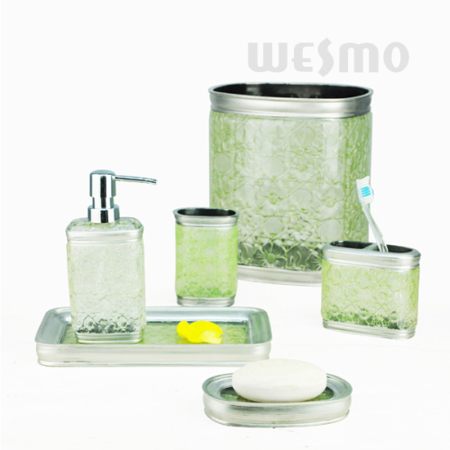 Resin Bathroom Vanity Set WBP0818A Bath Accessory