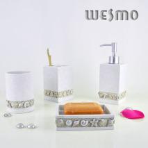 Resin Bathroom Set