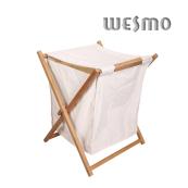 Folded Laundry Basket