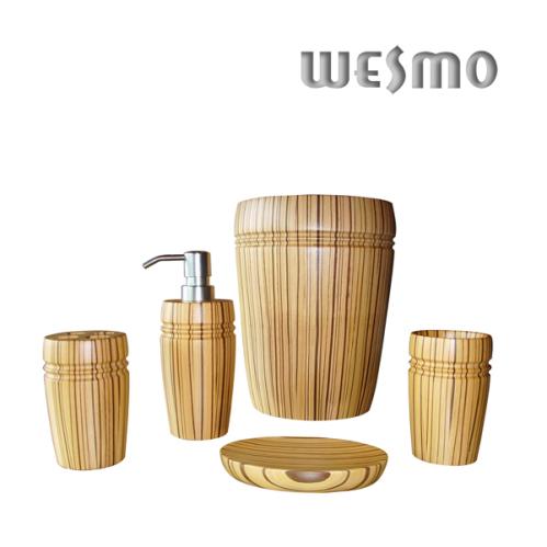 Set accessoires salle de bain design for Set de salle de bain
