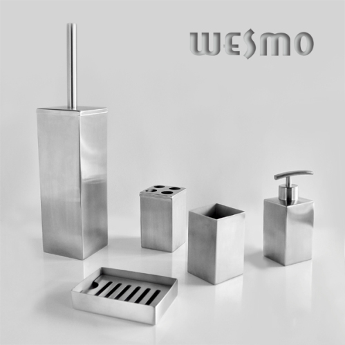 Stainless Steel Bathroom Set Bathroom Accessory Wesmo Industries Limited