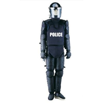 Soft riot control suit