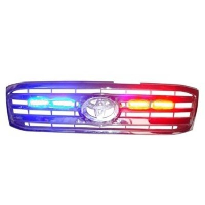police car warning light