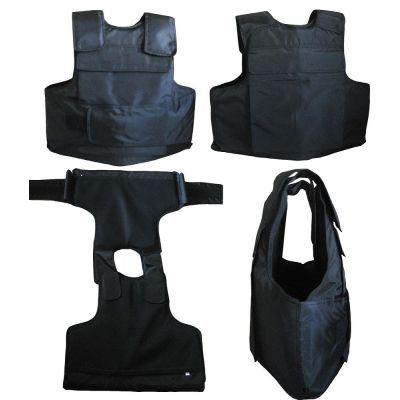 Universal bulletproof vest