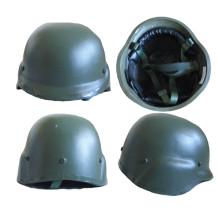Aramid bulletproof helmet